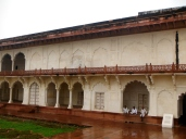 Red Fort gathering
